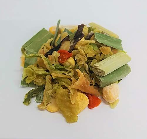 乾燥野菜ミックス6.1g×20袋 ラーメンの具/みそ汁の具/カップ麺/タンメンの具 (賞味期限21.10.5)