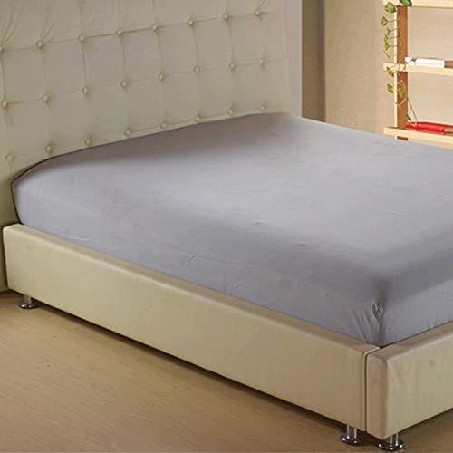 huyiming gebruikt voor eenvoudige effen kleur hotel bed cover enkele stuk matras set beddengoed