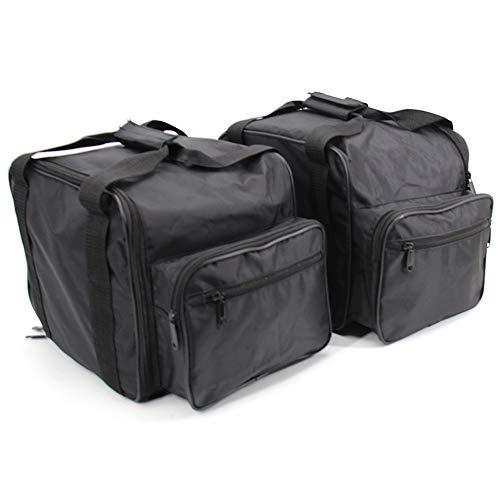 Fransande - Bolsa de forro para maletero, bolsa de equipaje para Tri Glide Trike 2009-2019