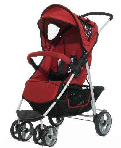 Avanti 593603 - Rookie, Farbe: red