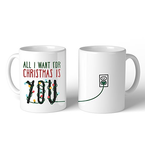 365 Printing Holiday Gifts Ideas Cute Ceramic Mug Cup For Winter Christmas Gift
