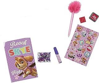 Nickelodeon Girl Secret Purple Diary Set for Girls