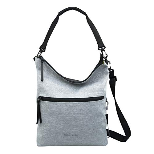 Sherpani Vale, Anti Theft Crossbody Purse, Tote Bag, Travel Shoulder Bag, Fashion Purse Handbag, Crossbody Bags for Women (Sterling)