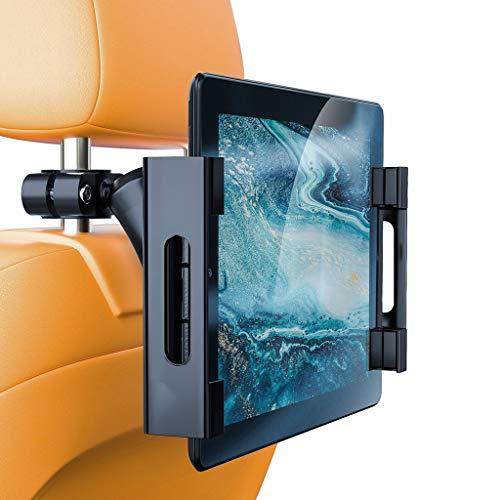 Vfhdd Soporte de soporte para reposacabezas de asiento trasero de la tableta del soporte del teléfono móvil de la almohada del coche