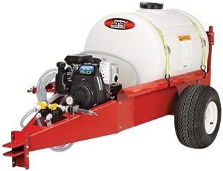 NorthStar Tow-Behind Trailer Sprayer - 55-Gallon Capacity, 7 GPM, 160cc Honda GC160 Engine