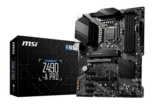 MSI Pro Intel Z490