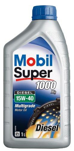 Mobil 050161 Super 1000 Diesel 15W-40 1 L