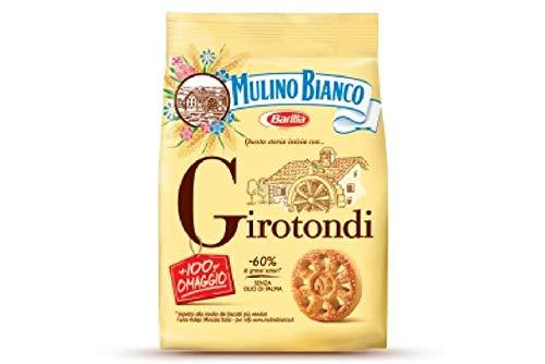 Astuccio Mulino Bianco Girotondi, 350 g, confezione da 12