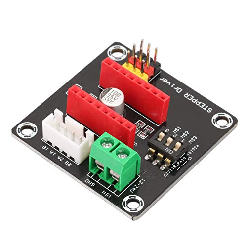 Moligh doll DRV8825 / A4988 42 Modulo Driver Stepper Motor Control Shield Drive Scheda di Espansione per R3 Stampante 3D Kit DIY
