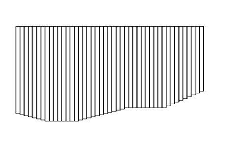 お風呂のふた トクラス (旧ヤマハ) 34R (代替品 52R) ( 品番 ) BFPFTAA090A0 (品番変更 GB10010696) 巻きフタ 風呂ふた 巻きふた