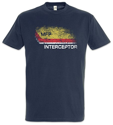 Urban Backwoods Inter i Main Force Patrol Logo...
