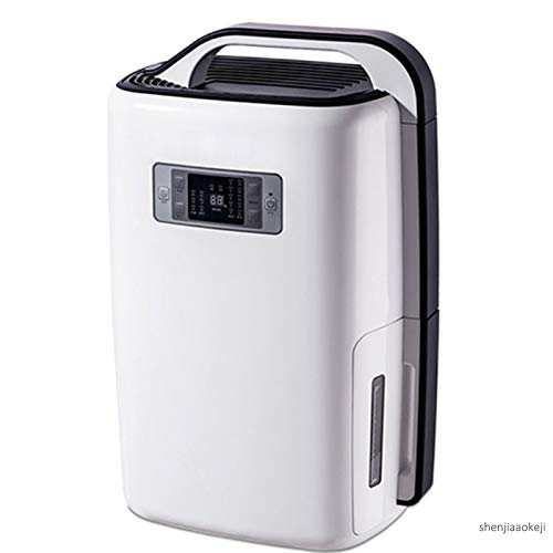 Best Review Of Smile 3.8L Electric Air Dehumidifier Industrial Water Tank Automatic Defrost Air Drye...