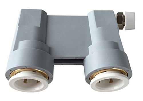 Herbruikbare centrale verwarming watersysteem Snelle test druk Check Connector 16mm