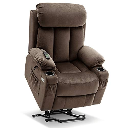 Mcombo Large Electric Power Lift Recliner Chair...