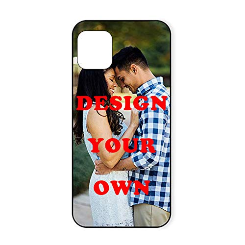Customized Case for iPhone XR Personalised Gifts Presents for Boyfriend Girlfriend Dad Mom Custom Photo Phone Case Anti-Scratch Bumper Shockproof Drop Protection Phonecase Soft TPU Cover