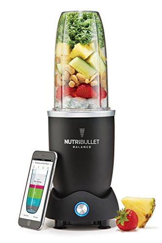NutriBullet Balance, Bluetooth Enabled Smart Blender