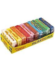 Jovi Pack de 10 plastilinas, colores, 500 Gramos (70/10S)