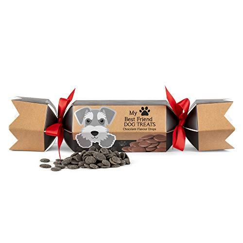Modern Gourmet Foods - Hundekekse Geschenkset - Hunde-Leckerlies in Knochen-Form