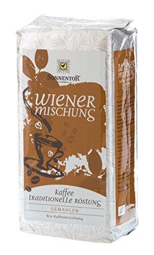 Sonnentor Bio Kaffee Wiener Mischung, gemahlen (500 g)