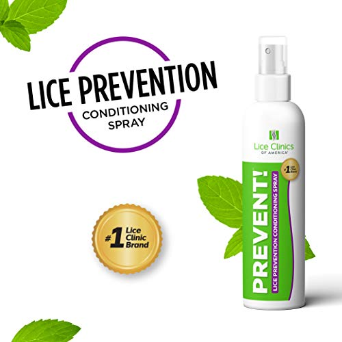 Lice Clinics of America Daily Lice Prevention Conditioning...