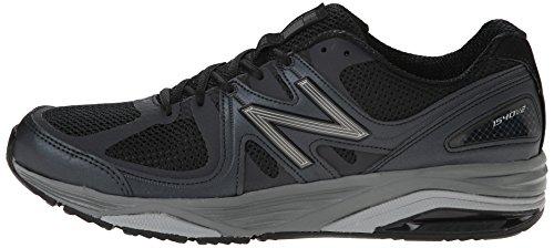 New Balance M1540v2 Chaussures pour Homme Argenté/Bleu - Noir - Noir, 46.5 D EU