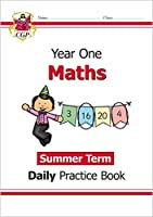 New KS1 Maths Daily Practice Book: Year 1 - Summer Term