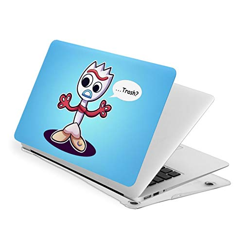 IKIIKI Toy for-Ky 4 Case for New MacBook Air 13''(A1932,A2179), Plastic Hard Shell Protective Sleeve and Bottom case