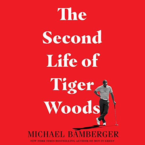 The Second Life of Tiger Woods cover art