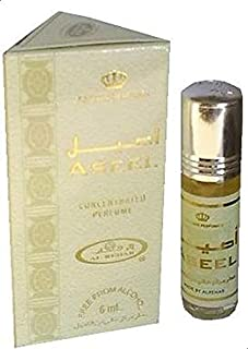 Aseel by Al Rehab for Men & Women - Concentrated Perfume, 6ml