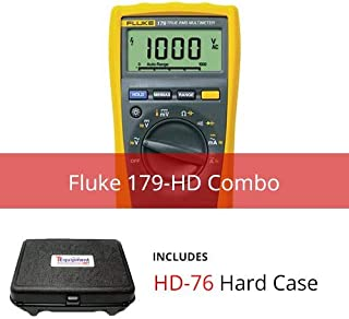 Fluke 179-HD TRMS Multimeter with Hard Case