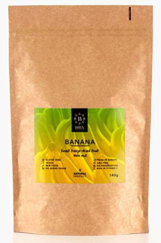 Gefriergetrocknete Banane 140g