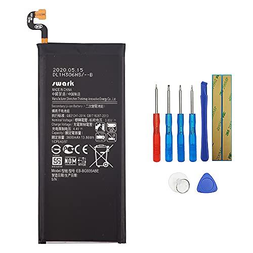 swark batteria EB-BG935ABE per Samsung Galaxy S7 Edge SM-G935F with Tools