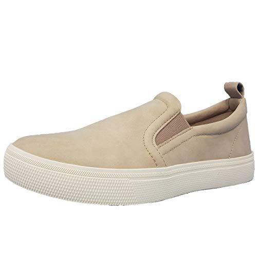ESPRIT Semmy Damenschuhe Slipper Beige, Schuhgröße:EUR 38