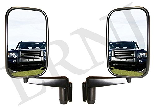 BRITPART MIRROR AND ARM ASSEMBLY SET OF 2 LH AND RH SIDE -