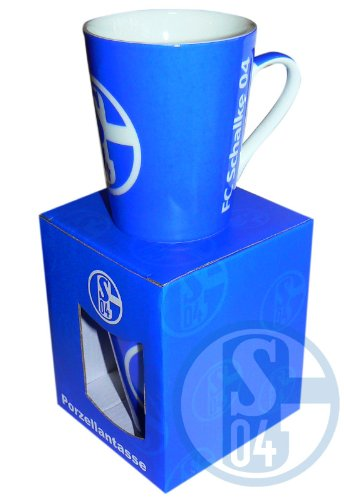 FC Schalke 04 Porzellantasse