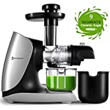 Best Juicers - MEOMY Masticating Juicer Machines, Slow Cold Press Juicer Review