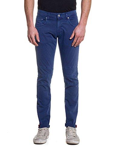 Carrera Jeans - Pantalones para Hombre, Color Liso, Tejido Gabardina ES 42