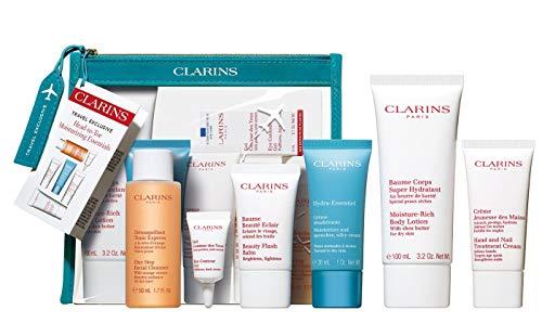 Clarins Head to Toe Moisturizing Essentials Set