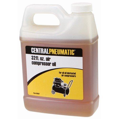 Central Pneumatic 32 fl. oz. Compressor Oil
