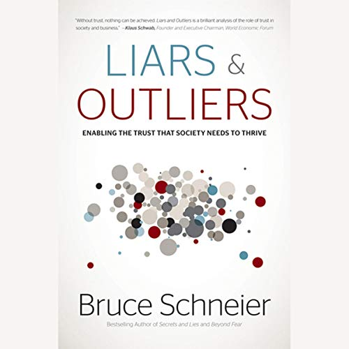 Liars and Outliers cover art
