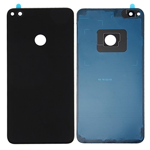 ZHENGYAQI-PHONE CASE Batería Cubierta Trasera Compatible for Huawei P8 Lite 2017 Parte (Color : Black)