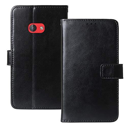 Lankashi Premium Retro Business Flip Stand Brieftasche Leder Tasche Schütz Hülle Handy Handy Hülle TPU Silikon Schale Für Nokia 210 2.4