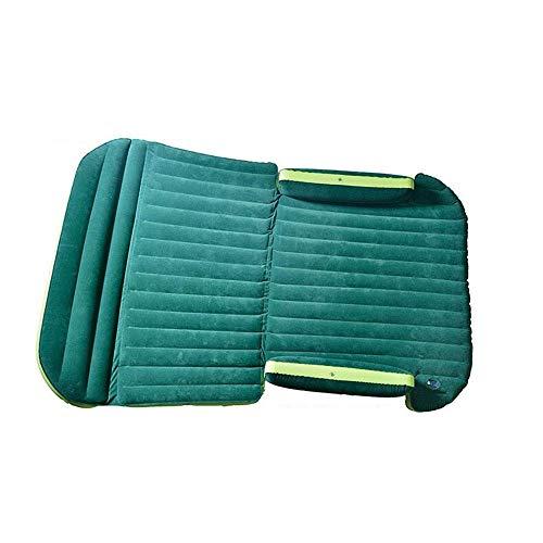 WJJJ all'aperto Outdoor Products Almohadilla de colchón Inflable para Aire del automóvil para Acampar – Minivans – Inflación rápida/deflación– Duradera y cómoda