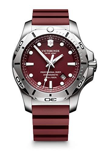 Victorinox Hombre I.N.O.X. Professional Diver - Reloj de Acero Inoxidable de Cuarzo analógico de fabricación Suiza 241736
