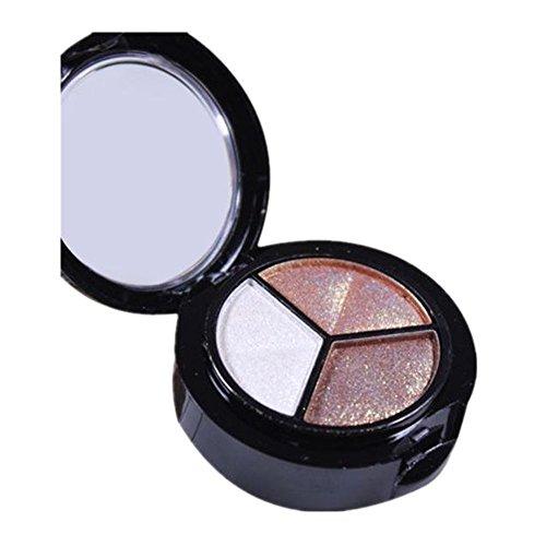 Challeng Lidschatten-Palette, Smokey Make-up Set Professional Natürlich Matt Bilden Pulver Kosmetik...