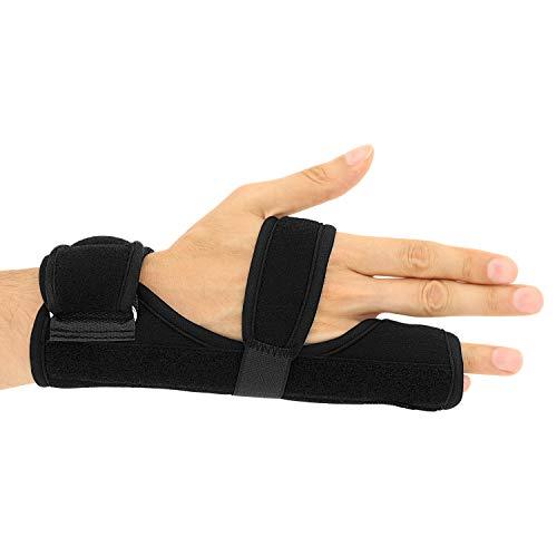 Soles Neopren Boxer-Fraktur Metakarpalknochen Mittelhandfraktur Schiene Bandage Passend für beide Hände