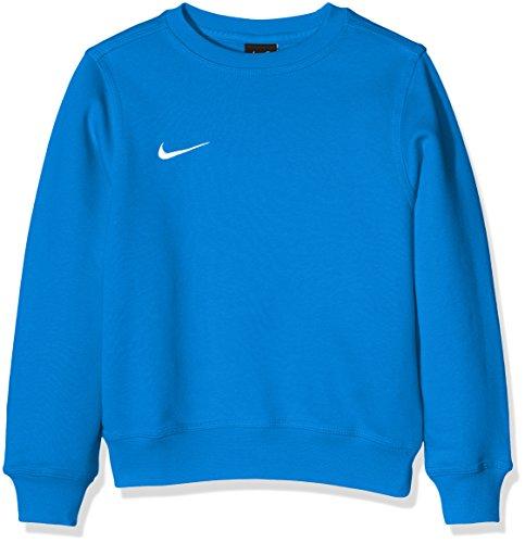 Nike Pull à Manches Longues pour Enfant Mixte, Bleu (Royal Blue/Football White), S (8-10 Ans)