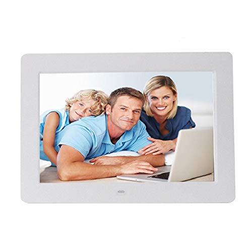 Marco de fotos digital Marco de fotos digital HD de pantalla ancha de 13 pulgadas 10280 * 800 píxeles Pantalla de alta resolución LED de alta resolución USB y ranuras para tarjetas SD Foto reproducció