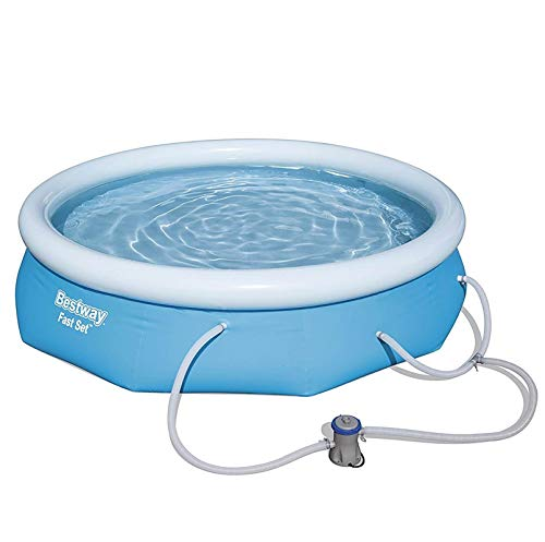 "Fast Set 10' x 30"" Above Ground Pool Set"
