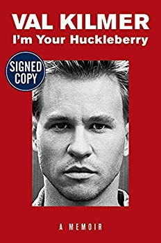 Hardcover Val Kilmer I'm Your Huckleberry Book